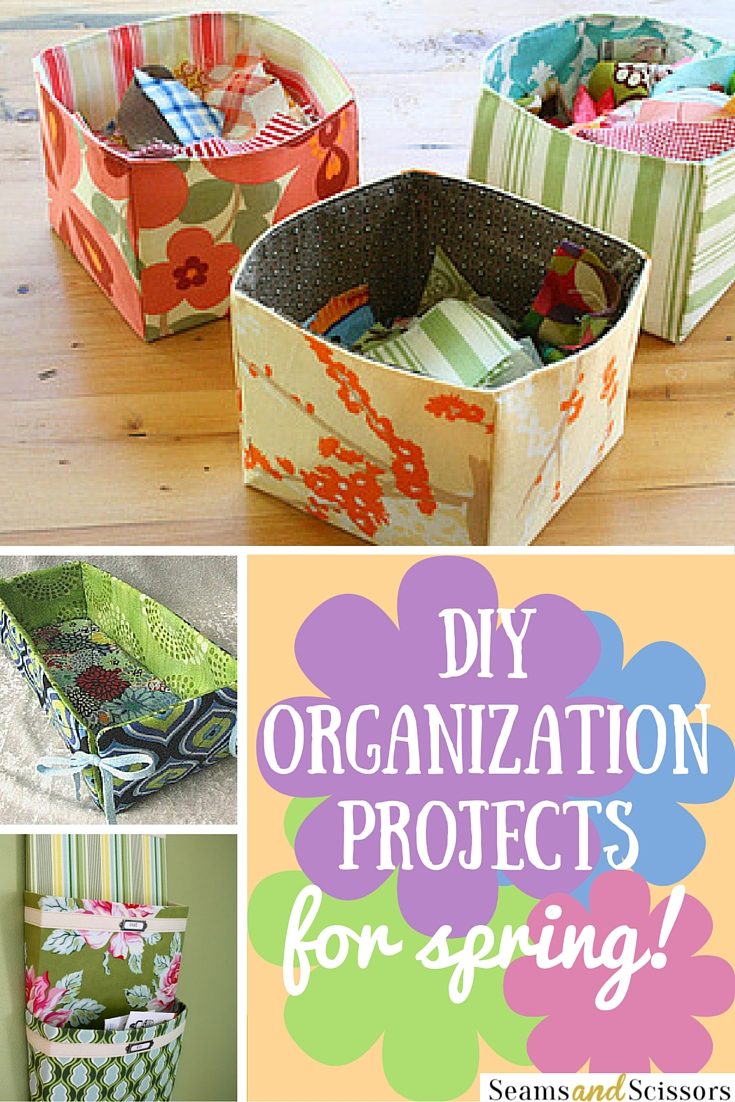 DIY Organization Projects