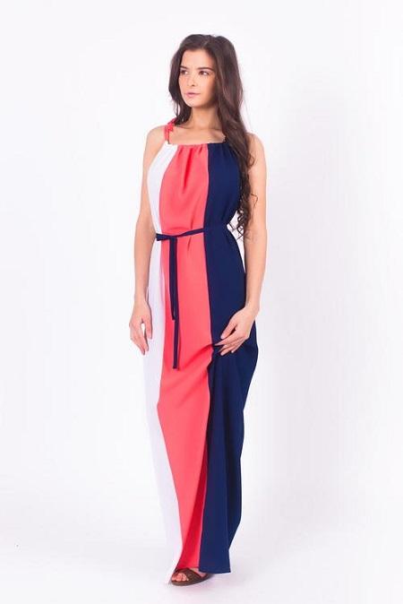 Printable DIY Maxi Dress