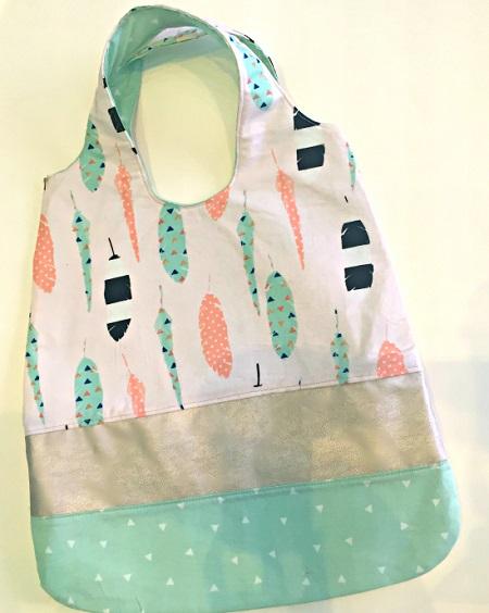 Mixed-Up Market Bag