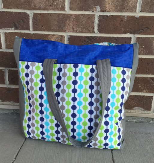 feed bag tote instructions