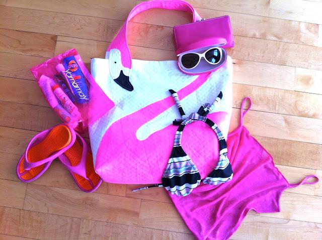 Fab Flamingo DIY Tote Bag