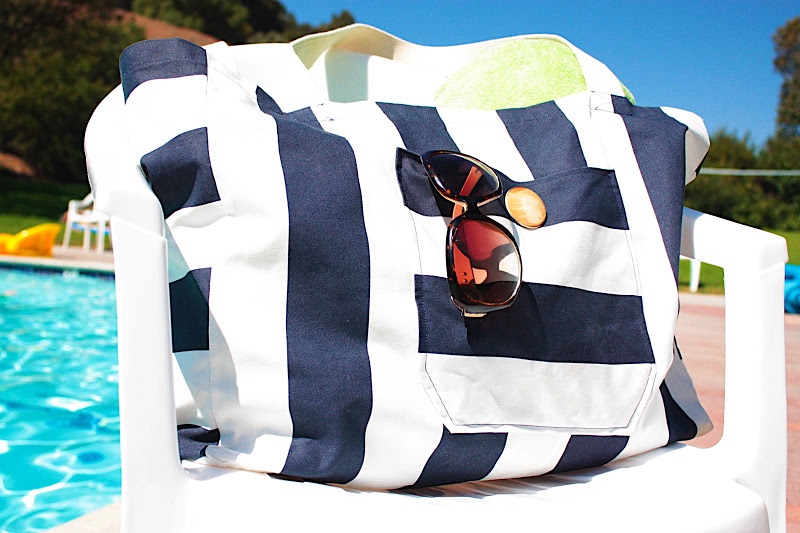 Beachy Keen: 23 of Our Best Beach Bag Patterns - Seams And Scissors