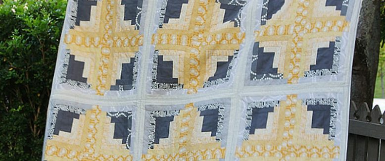 Into the Woods: 19 Log Cabin Quilts and Block Patterns