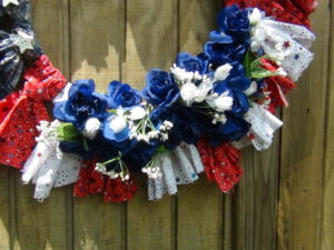 Patriotic wreath (8)