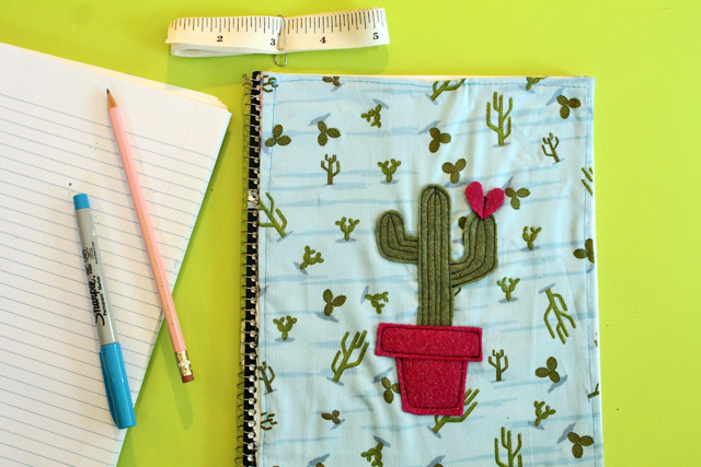 diy fabric notebook cover (2)
