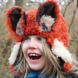 Zany-Fox-Hat-Pattern