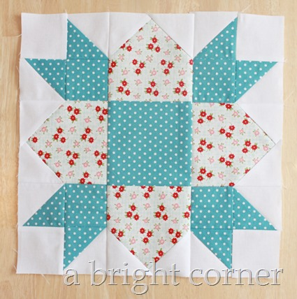 Swedish Weathervane Block Tutorial