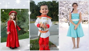 Fairy Tale Inspired Sewing Project Ideas