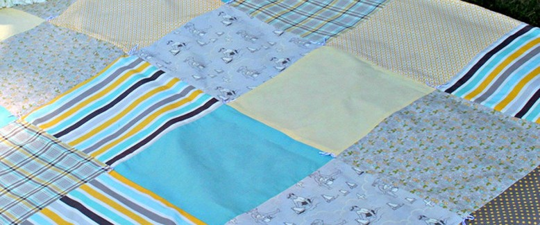 11 Easy Quilt Patterns for a Perfect Picnic Blanket