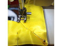 Attaching Satin Blanket Binding from Sew News