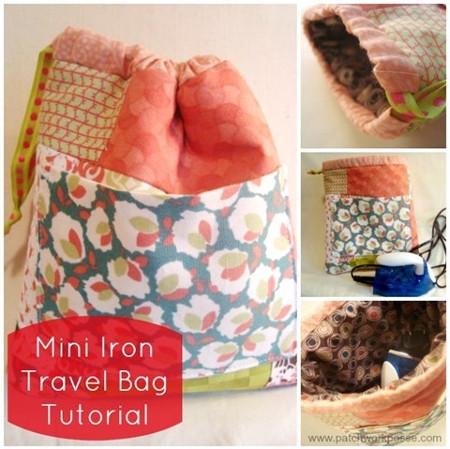 Mini Iron Carry Bag