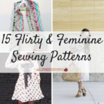 Featured Image 15 Flirty and Feminine Sewing Patterns