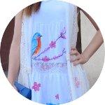 Bluebird Skirt Pattern