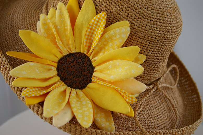 Sewing Through Sunflowers 6 Diy Sunflowers Seams And