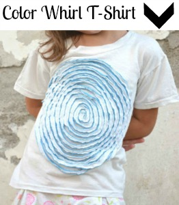 Color Whirl T-Shirt