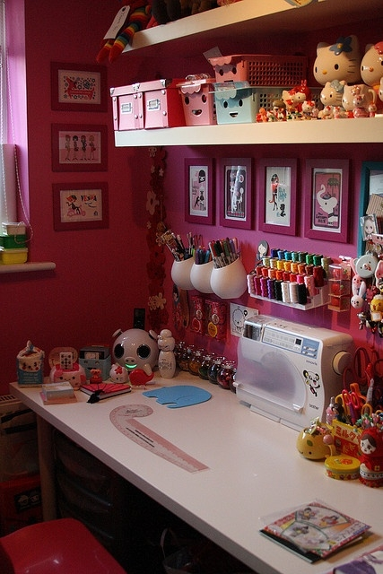 Make it Yours Craft Room