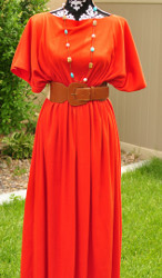 Effortless Caftan Dress