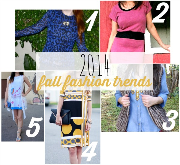 Sewing Projects for Fall