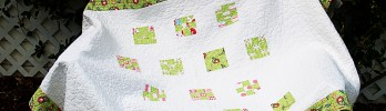 Your Lap/Throw Quilt Tutorial: Sew a Quilt Based on Your Mood