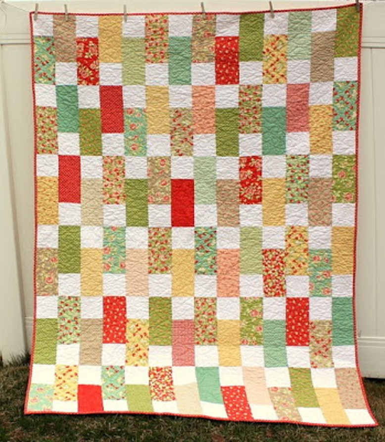 13 Enchanting Charm Pack Projects Seams And Scissors
