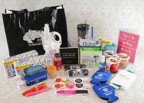 BlogHer 2014 Swag Bag Giveaway