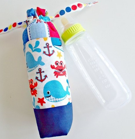 Baby Bottle Cover
