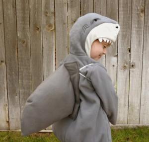 Shark Fin Costume