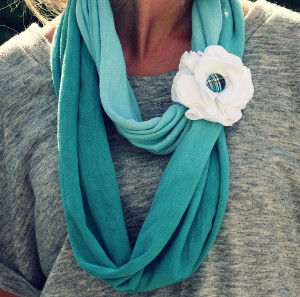 Ombre Infinity Scarf