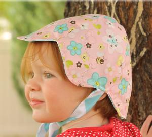 Pretty Petal DIY Baby Hat