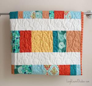 Sunny Crib Quilt