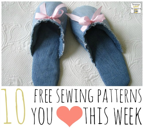 Free Sewing Patterns You Love