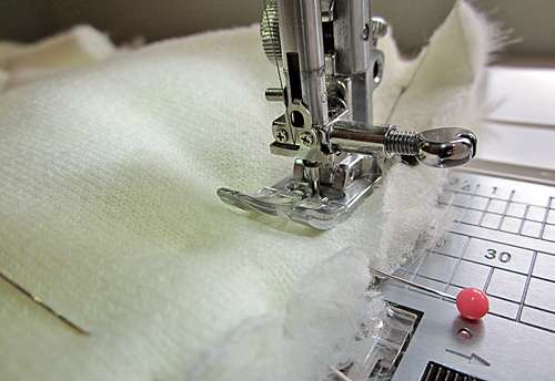 Sewing Faux Fur from Sew 4 Home