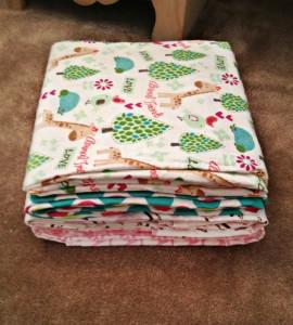 Fabric Folding Hack