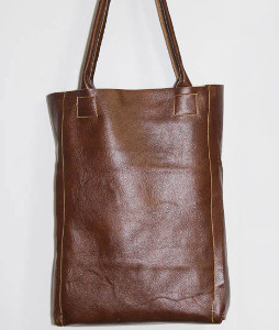 Luxurious Leather Bag Tutorial