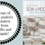 Sew a Modern Home Giveaway