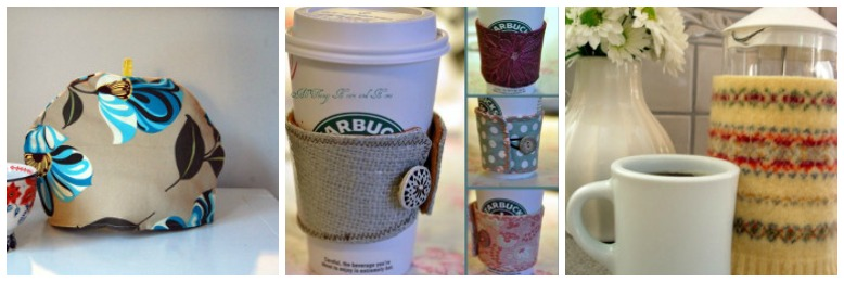 Keep Calm And Warm Up 11 Tea Cozy And Cup Sleeve Patterns Seams