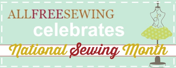 National Sewing Month 2014