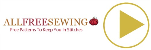AllFreeSewing on Youtube