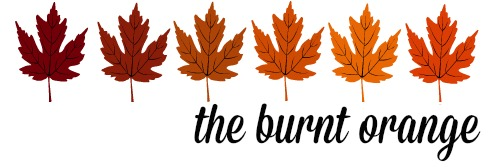 The Burnt Orange