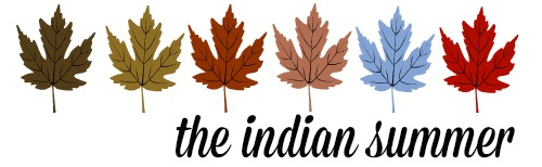 The Indian Summer
