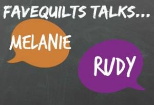FaveQuilts Talks: Melanie Rudy