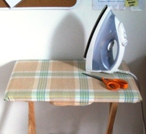No Sew DIY Ironing Board