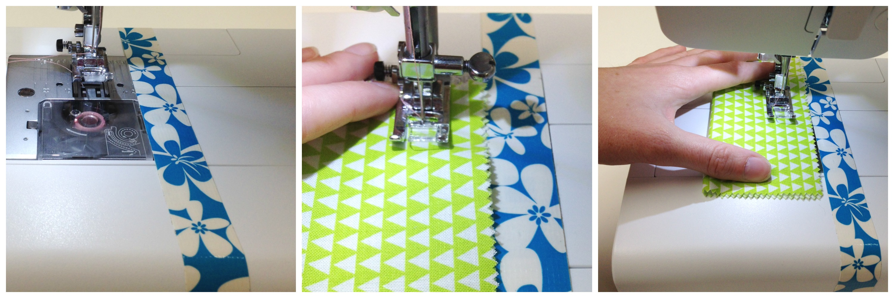 How to Sew a Staight Line