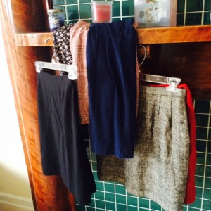 Glimpse at Editor Annie's Skirt Collection