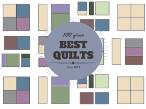 100 Best Quilt Patterns for Free