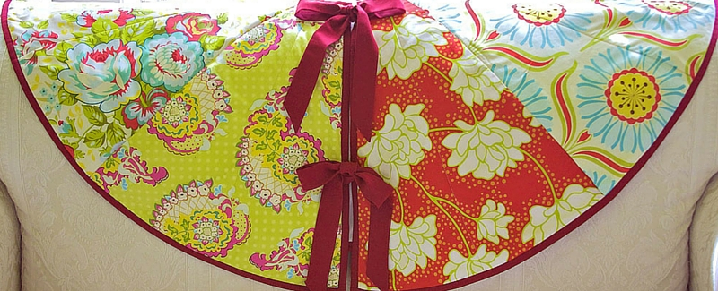 Christmas Tree Skirt Patterns Free.The Best Quilted Tree Skirts 15 Christmas Quilt Patterns
