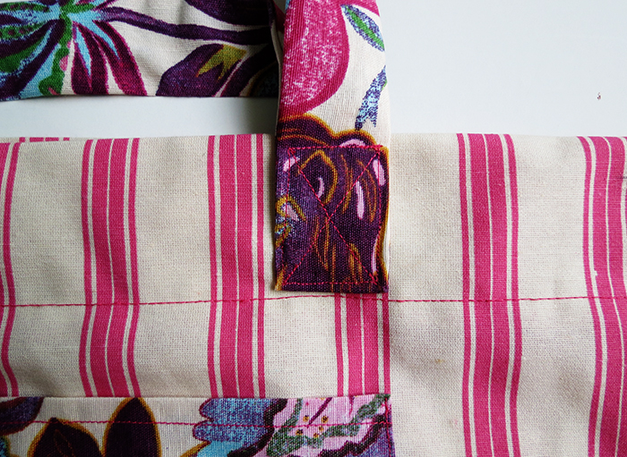the big beach bag sewing tutorial ohohblog 13