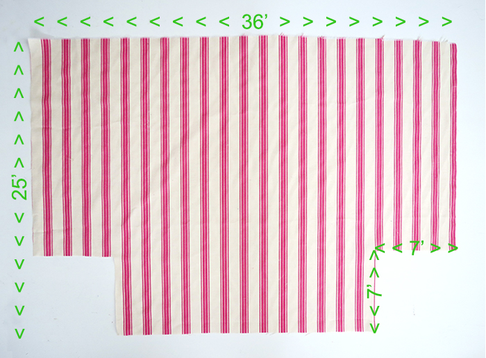 the big beach bag sewing tutorial ohohblog 3