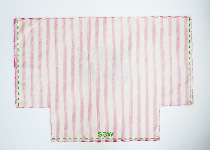 the big beach bag sewing tutorial ohohblog 6