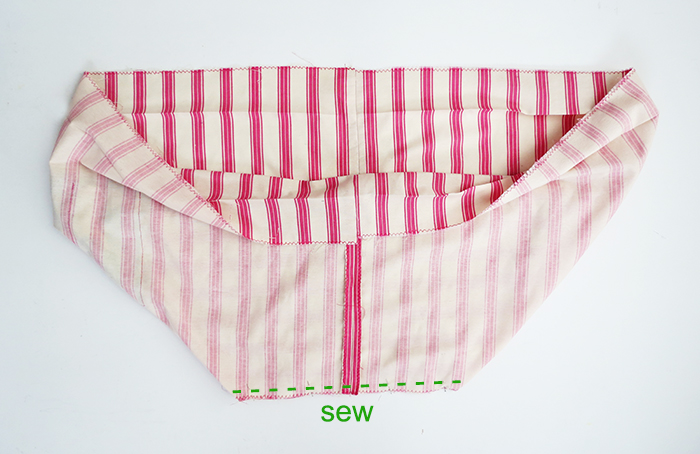 the big beach bag sewing tutorial ohohblog 7